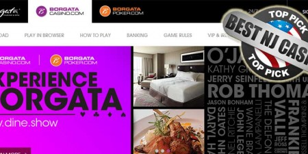 The Borgata New Jersey Review