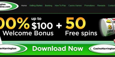 Harrington Gaming Online Delaware