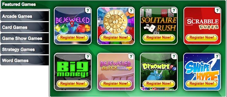 WorldWinner.comGames