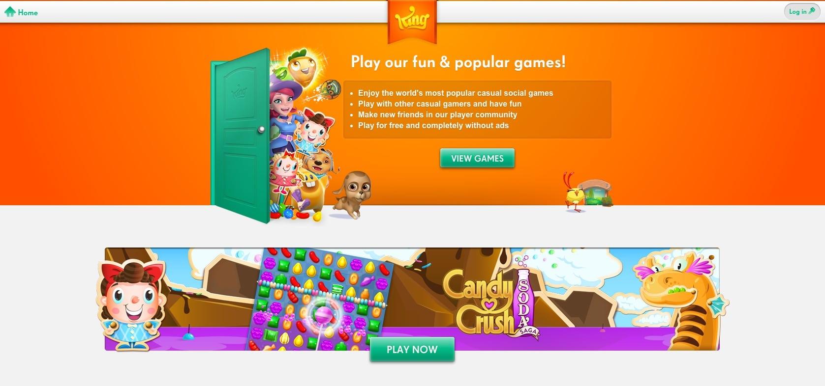 kingcomwebsite