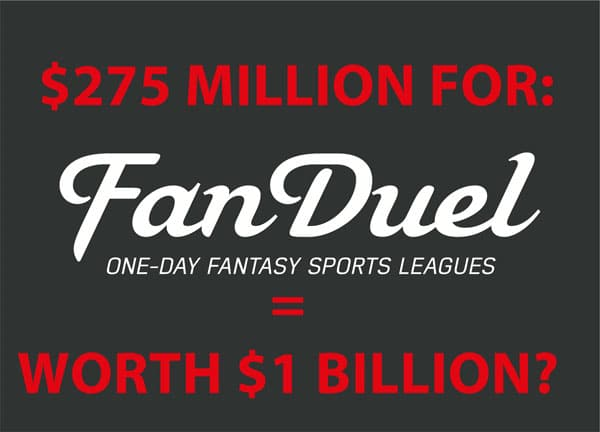 Fanduel Raises Money