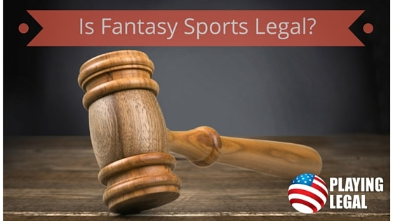 Is Fantasy Sports legal