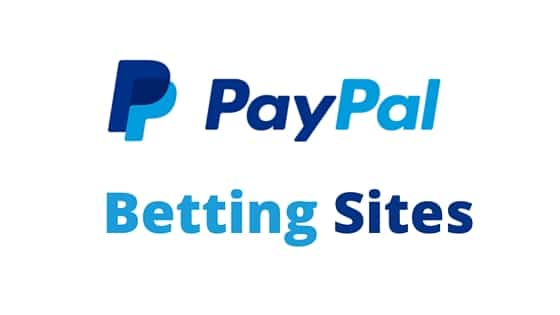 online betting using paypal