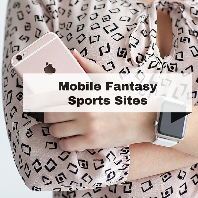 Mobile Fantasy sports sites