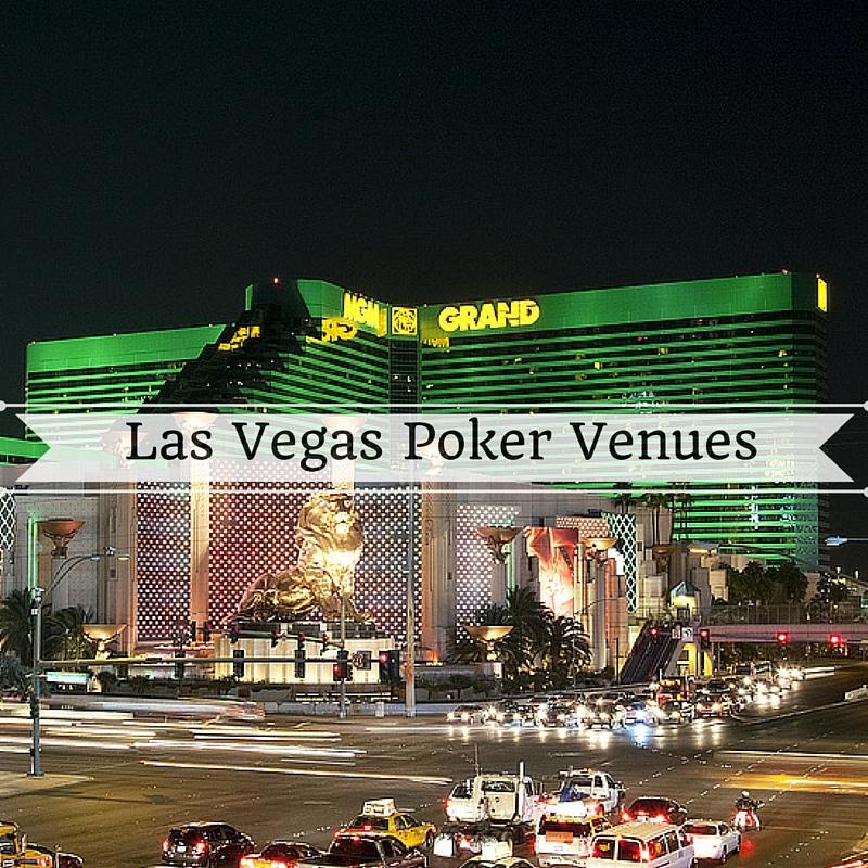 Las Vegas Poker Venues
