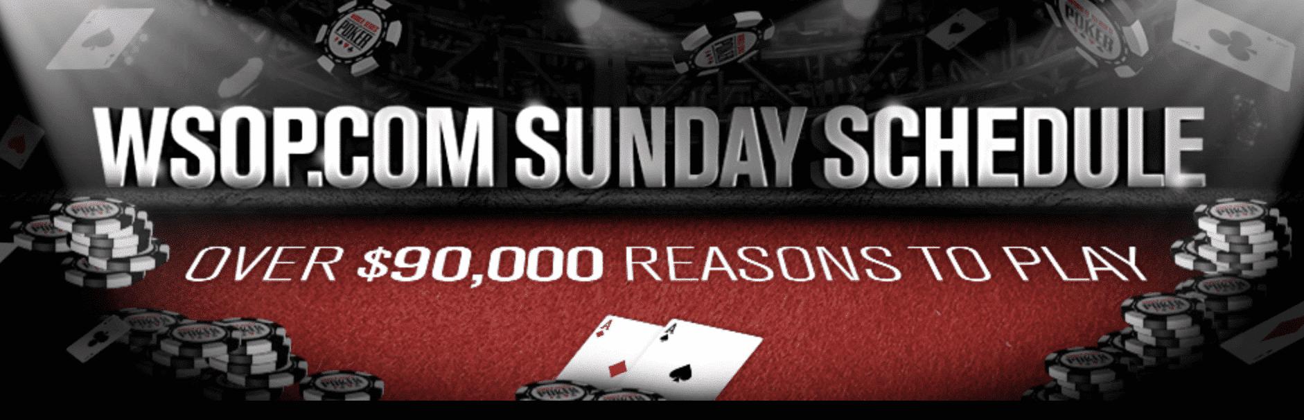 WSOP New Jersey Online Poker
