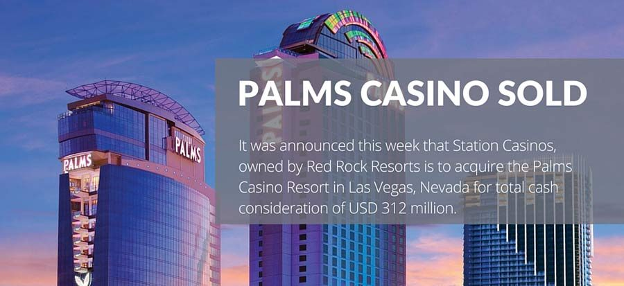 THE PALMS CASINO