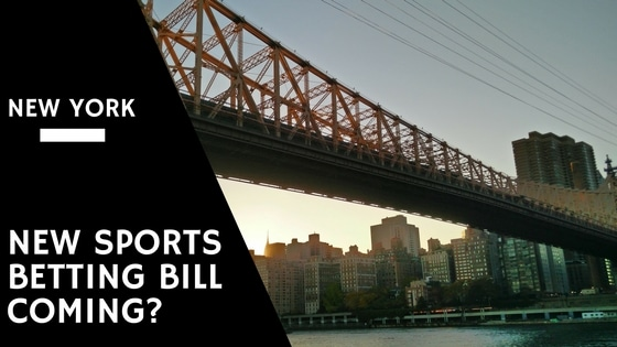 New Sports Betting Bill to Come to New York