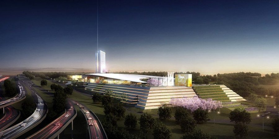 MGM National Harbour Ramp up Competition