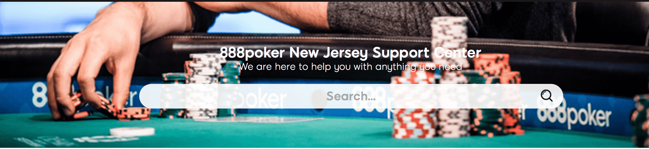 888 poker customer service