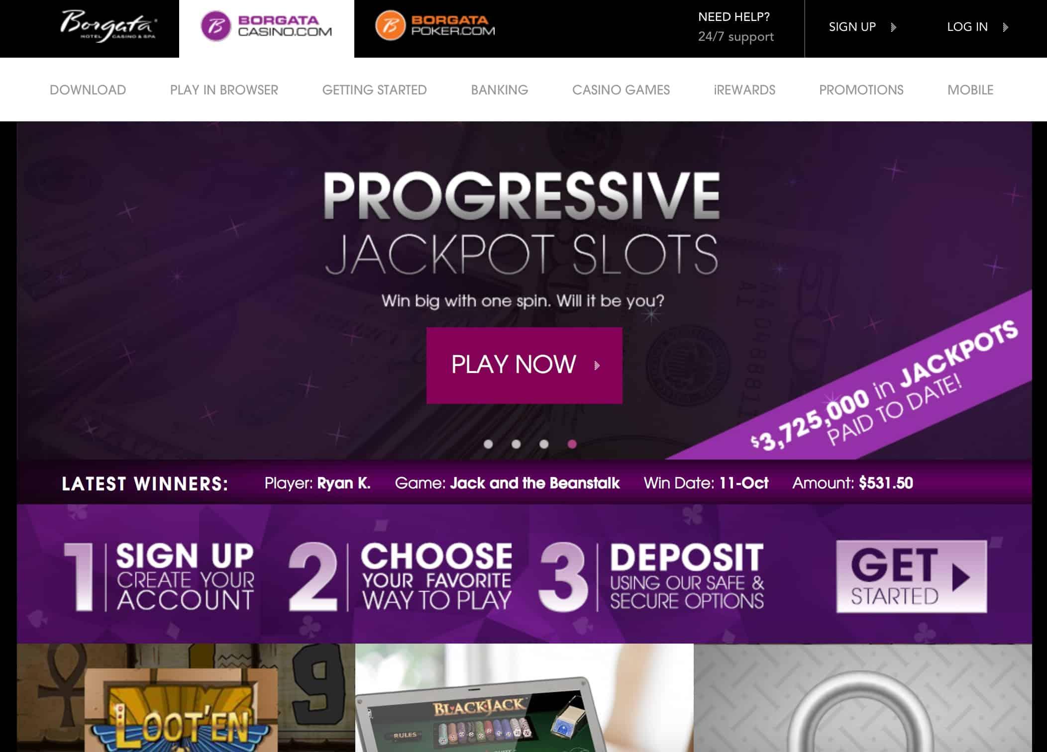legal online casinos nj