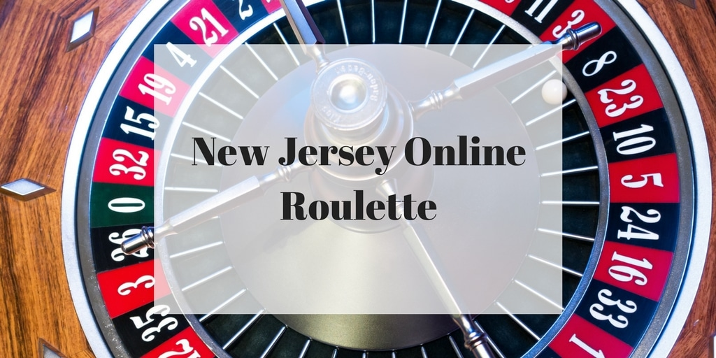 New Jersey Online Roulette