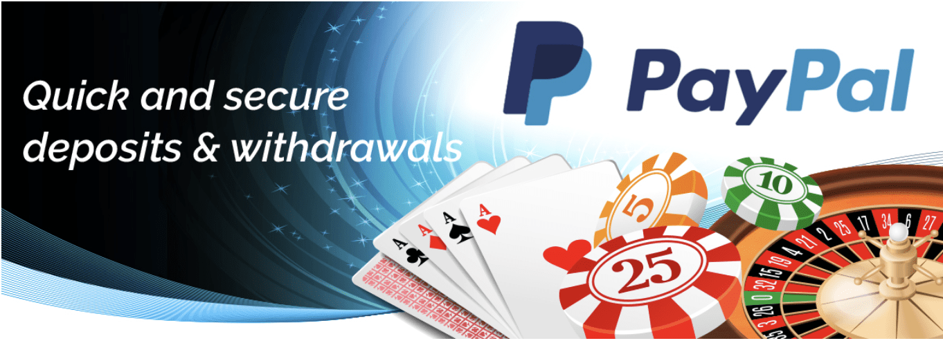 casino games that use paypal