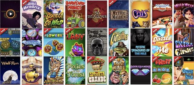 Scores Online Casino Slots New Jersey