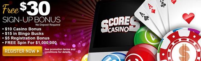 Score Casino Bonus New Jersey