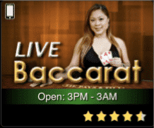 New Jersey Online Casino Live Dealer