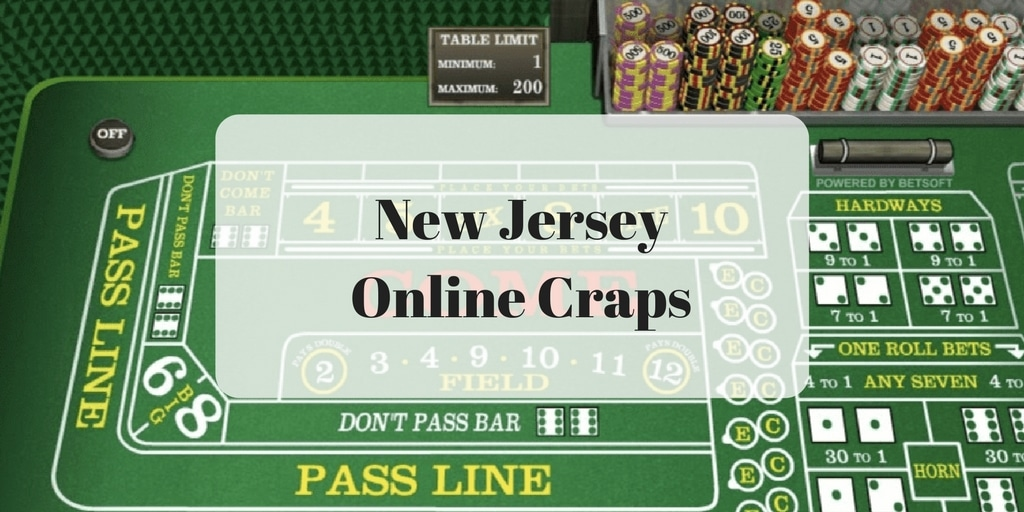 Best* New Jersey Online CRAPS Casinos in 2019 (Full List)