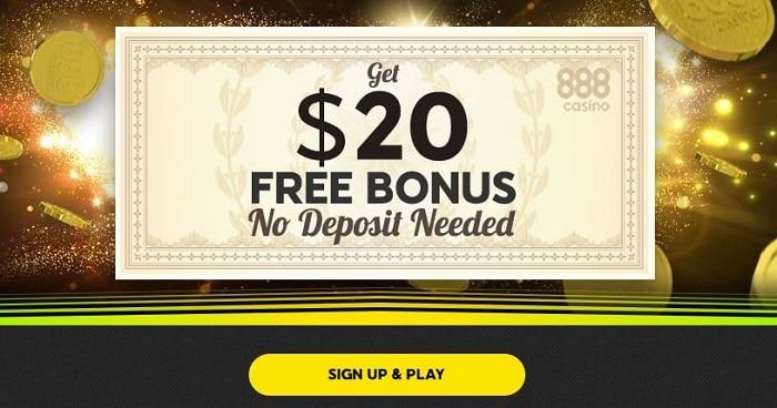 888 Casino NJ Registration Bonus