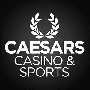 Caesars Casino Sportsbook NJ Logo
