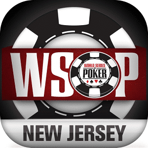 WSOP NJ Logo