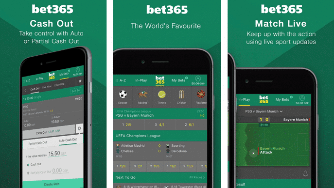 bet365 Betting App for US Players