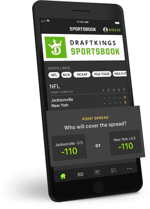 DraftKings App Sportsbetting