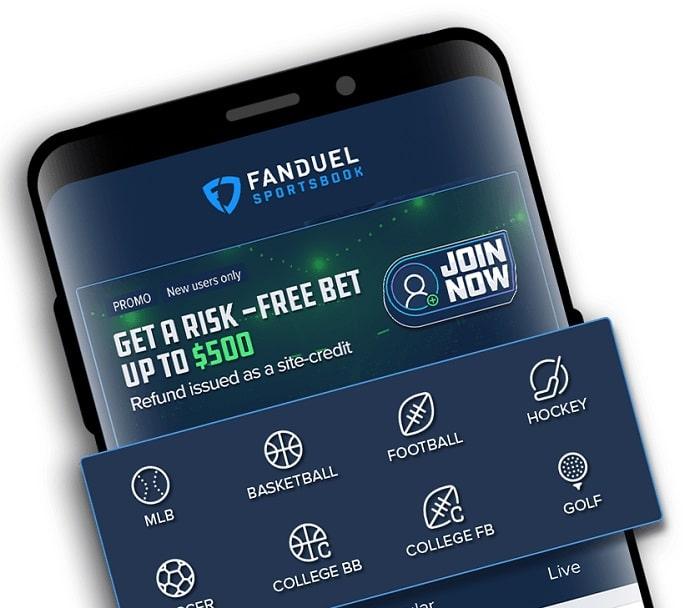 FanDuel App Sportsbetting