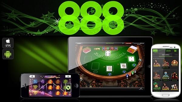 888 Casino NJ Mobile App