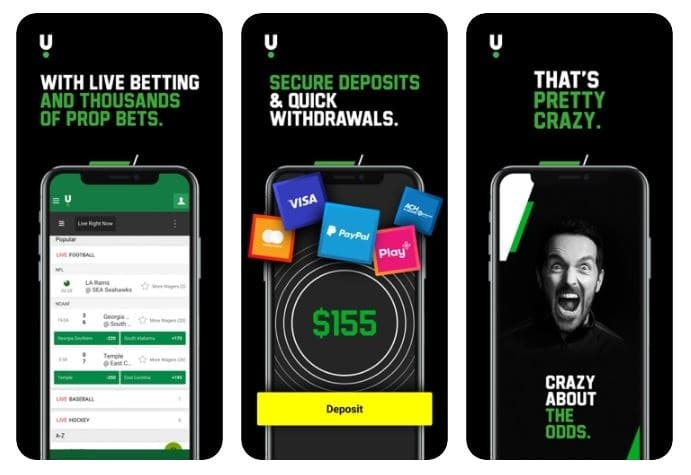 Unibet Sports Book NJ App