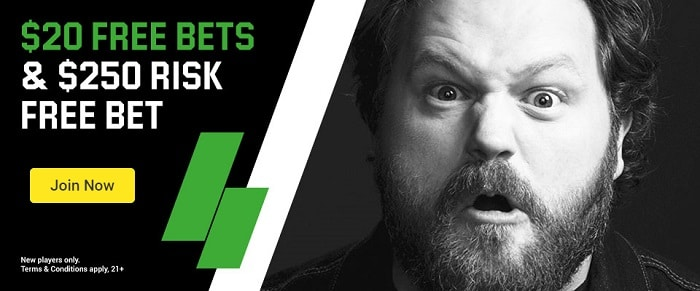 Unibet Sportsbook Welcome Bonus