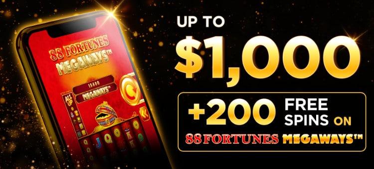 golden nugget online casino bonus