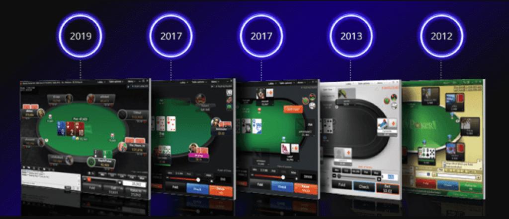 partypoker software evolution