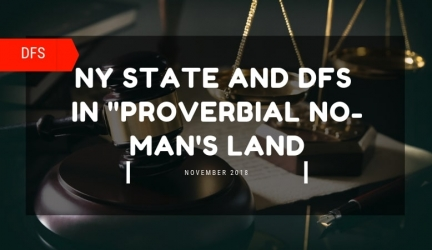 DFS in New York state now No-Man's Land