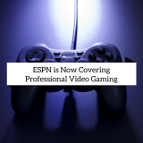 ESPN is Now Covering Professional Video Gaming