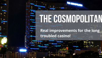 Cosmopolitan Casino gets much needed makeover by Blackstone