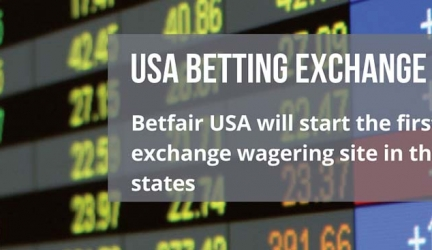 Betfair launches First Exchange-Wagering Site in the USA