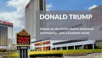 Trump Attack on the Entire Native American Community