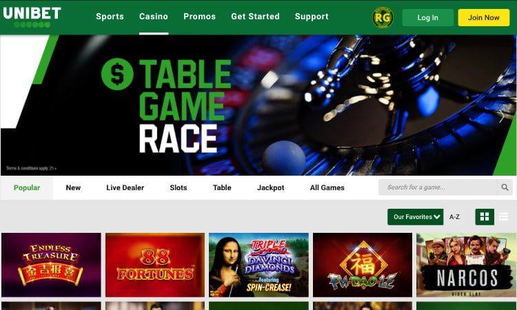 unibet-casino-games