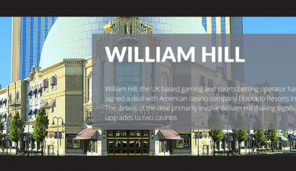 William Hill Signs Deal to Upgrade and Operate Two Resorts at Reno